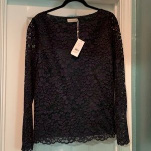 Tory Burch Lace top!